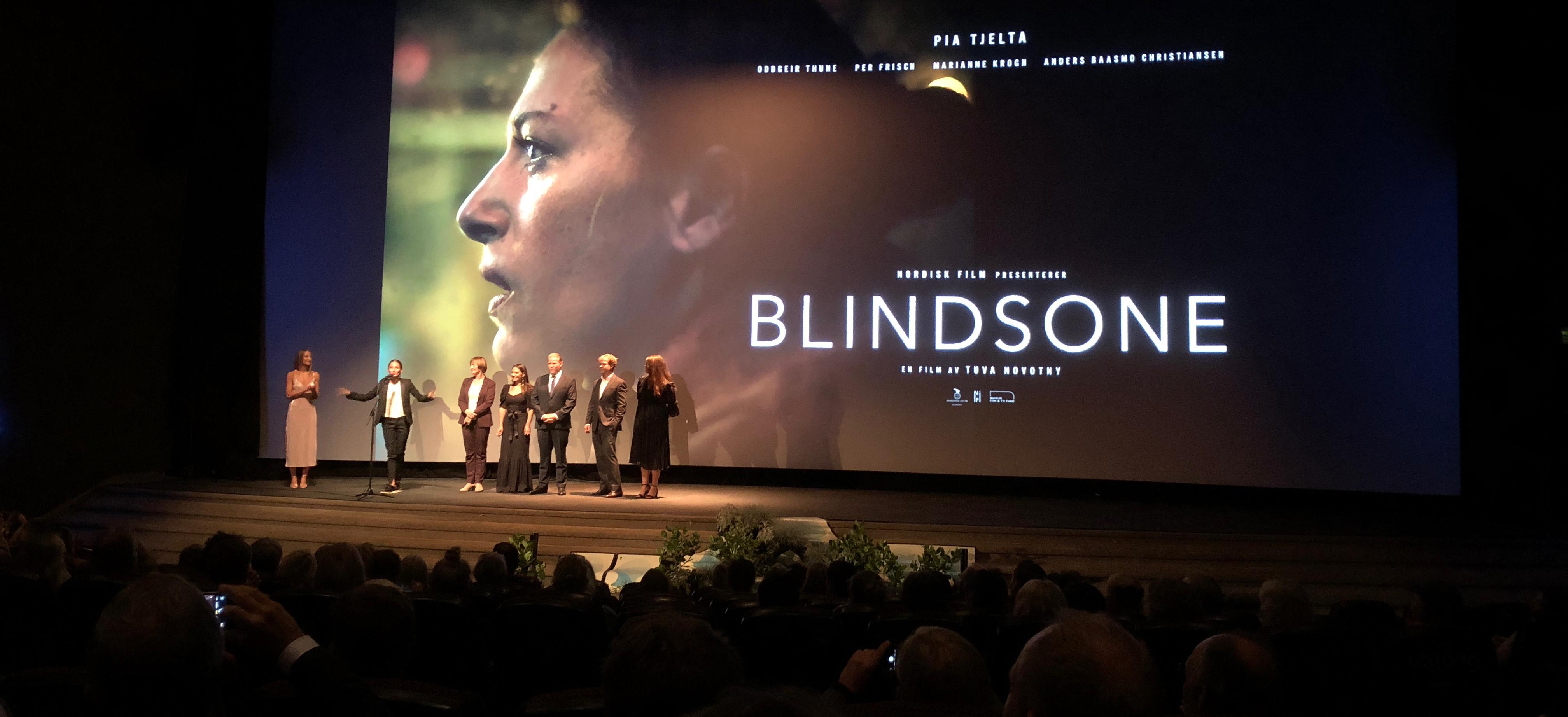 Premiere Blind Spot